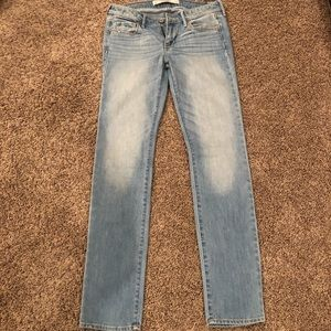Abercrombie women's jeans size 4s.